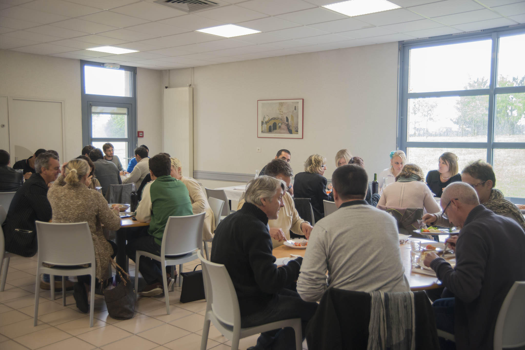 Restauration Institut formation Meslay